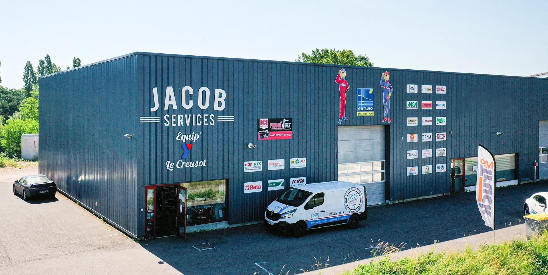 Photo Jacob Services Le Creusot - Gefauto